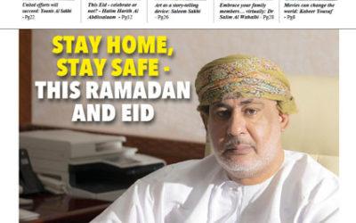 Issue 91- Safe Ramdan Apr-May 2021